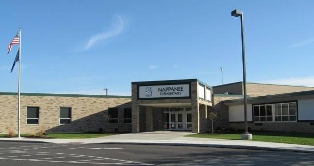 Nappanee Elementary building