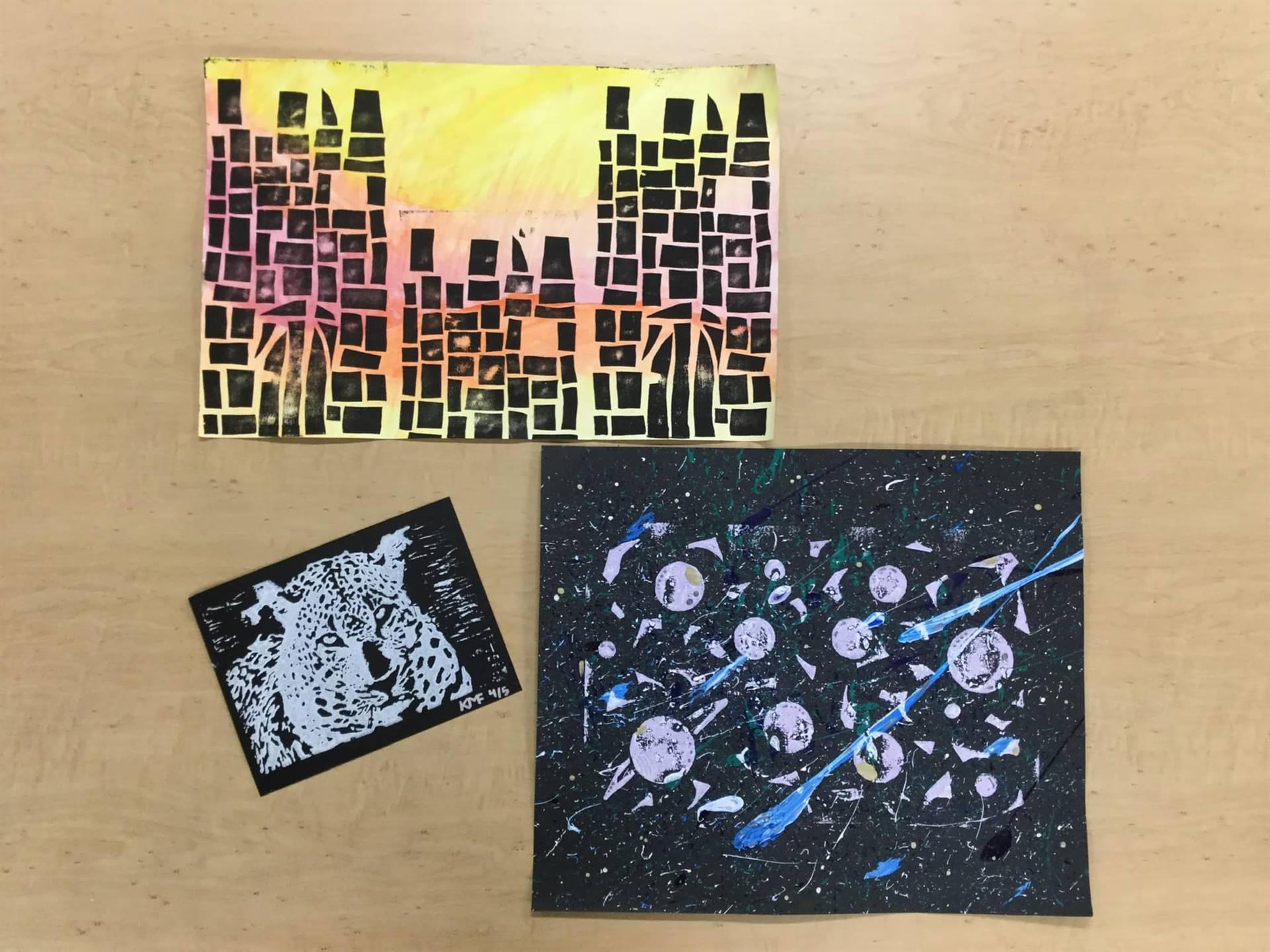 Student Art 2019-2020