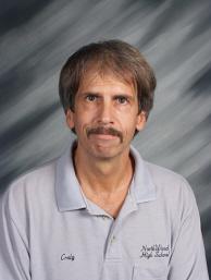 Craig Sponseller  -Pool Custodian