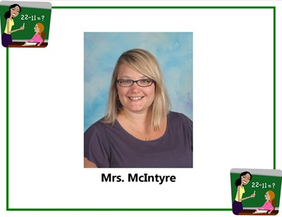 Picture of Mrs. McIntyre