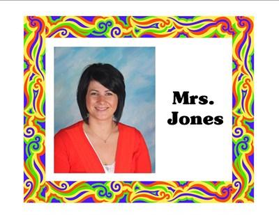 Picture of Mrs. Jones