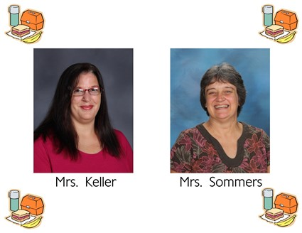 Pictures of Mrs. Keller and Mrs. Sommers