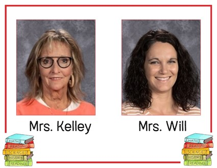 Picture of Mrs. Kelley and Mrs. Will